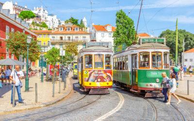 Navigating the Lisbon Quiet Tram Trails